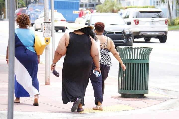 Exceso de peso en algunos Españoles