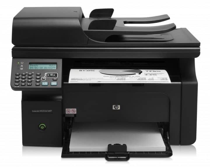 Impresora láser multifuncional todo en una