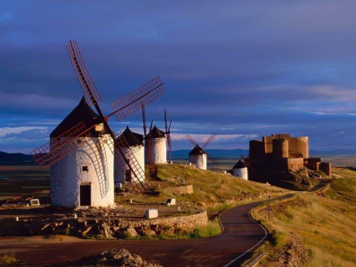 Principales atracciones turísticas en España