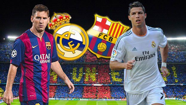 El partido Barcelona Madrid se juega en otros ámbitos