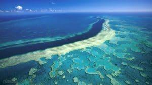 la Gran Barrera de Arrecifes