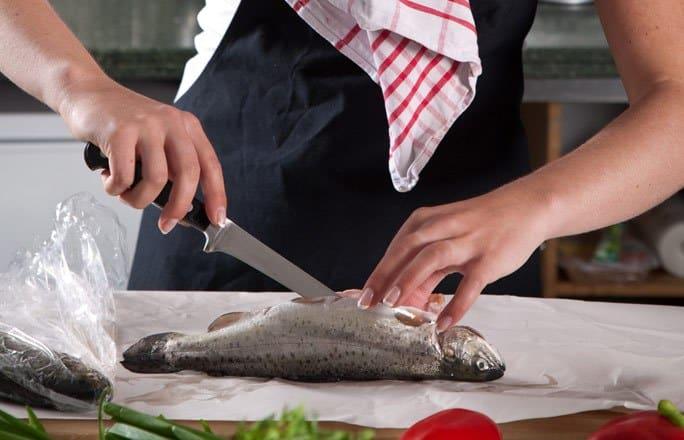 Tres maneras exquisitas de preparar pescado