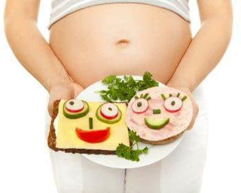 alimentos durante el embarazo
