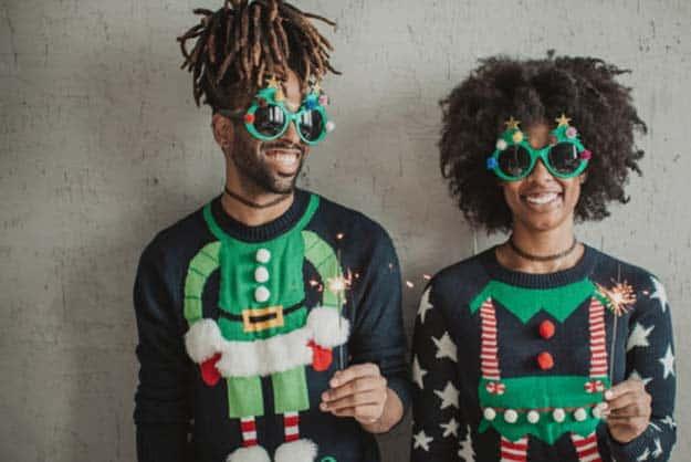 jerseys navideños tradicionales