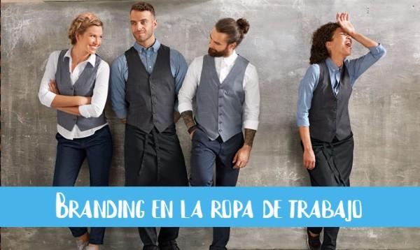 Branding en la ropa de trabajo